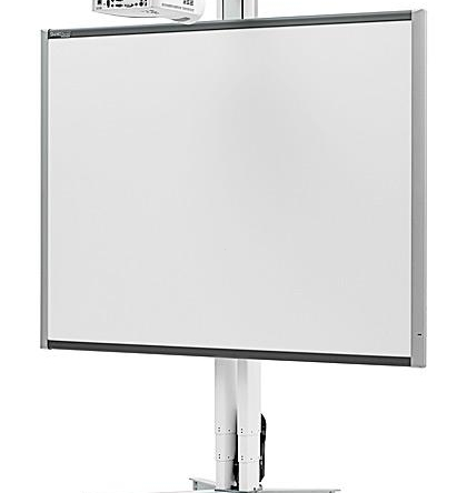 SMS Projector ST Wall Motorized 680mm